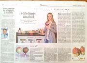 Lokale Zeitung HAZ (Hannoversche Allgemeine Zeitung)