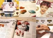 Double page: Braut &amp; Brutigam Magazin  (01/2013)