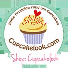 Cupcakelook.com - der Onlineshop für Cupcake und Muffinzubehör. Partybedarf, Geburtstage & Feiern!