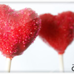 Heart Cake Pops