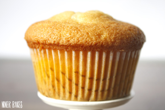 the ultimate vanilla cupcake recipe - by niner bakes01