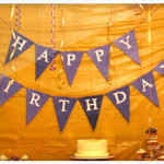 cake bunting