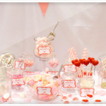 Candy Bar Banner - Hochzeitstage Messe // Wedding Fair