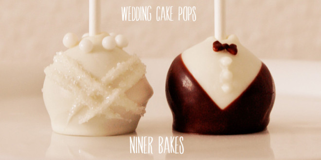 Marry Me &#8211; Wedding Cake Pops