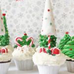 Christmas Wonderland Cupcakes
