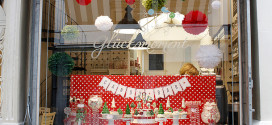 Christmas time has come: Christmas Candy Bar // Sweet Table 2012