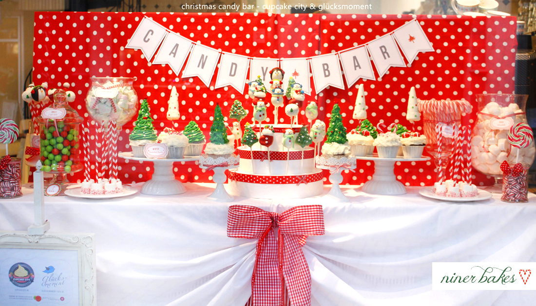Christmas time has come: Christmas Candy Bar // Sweet Table 2012 ...