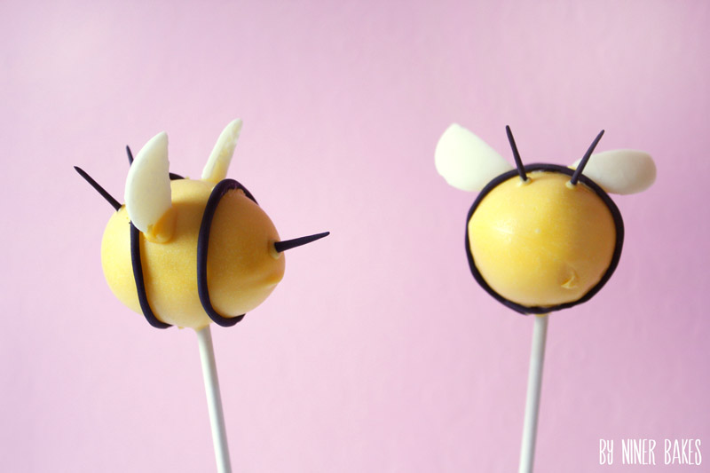 how to make bumble bee cake pops 04
