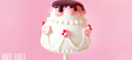 {Tutorial} Let&#8217;s Get Married &#8211; Wedding Cake &#8211; Cake Pops