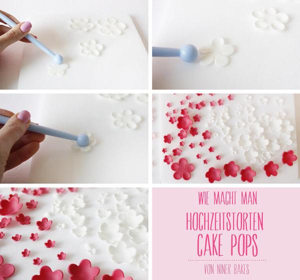 anleitung wie macht man hochzeitstorten cake pops von niner bakes