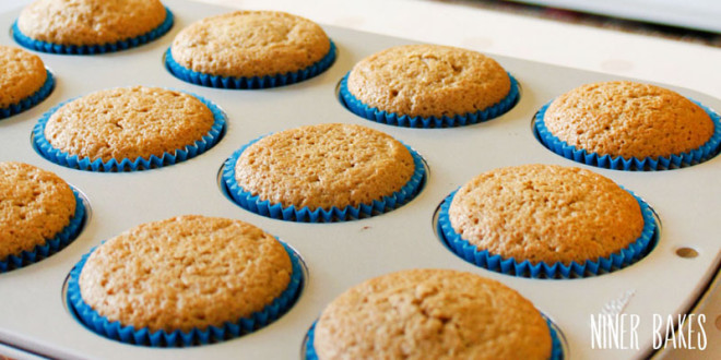 Healthier, absolutely yummy tasting Vanilla Cupcakes