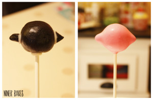 Vogel Cake Pops