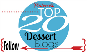 Delicious sweets & treats recipes from the Top 20 Dessert Blogs. The best dessert recipes, all in one place!