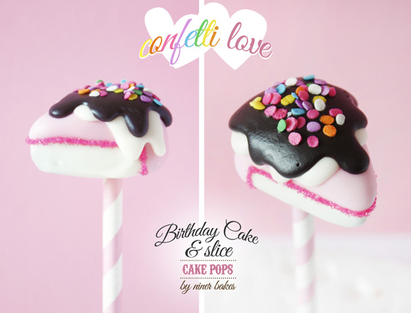 how to make birthday slice cake pops tutorial by niner bakes 01
