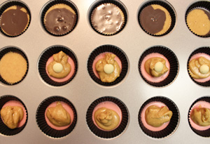 peanut butter cups recipe300px  - how to - by niner bakes