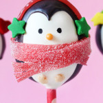 {Tutorial} How to make winter Penguin Cake Pops