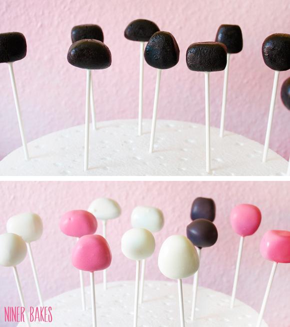 Handbag Fashion Chanel Cake Pops tutorial - by niner bakes