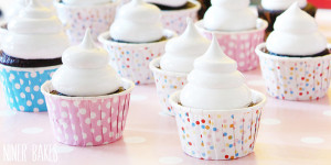 Marshmallow Frosting, 7 Minute Frosting by niner bakes