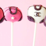 Handbag Fashion Chanel Cake Pops tutorial - by niner bakes