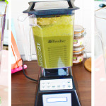 Super Green Smoothie recipe by niner bakes, niner blends