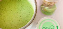 Aiya Matcha Latte, my absolute green tea goodness!