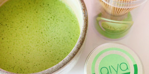 Aiya Matcha latte - so yummy - recipe
