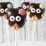 Drei haselnüsse für Aschenbrödel - Hannover GOP Varieté Theater - Kinder Weihnachtsmusical - Owl Cake Pops - Eulen Cake Pops