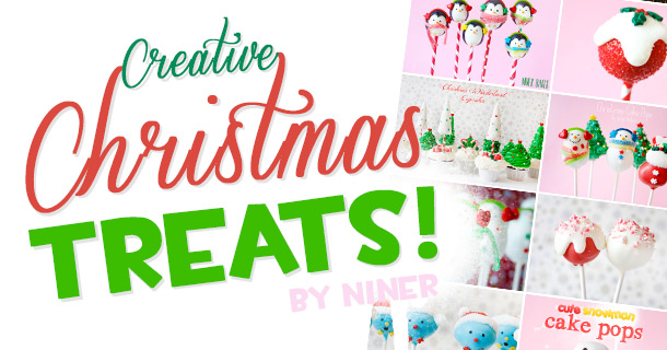 Creative Christmas Treats: Cupcakes and Cake Pops