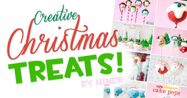 Weihnachten naht: Kreative Weihnachts Cupcakes und Cake Pops
