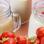 ninerblends-strawberry-power-smoothie-matcha-blendtec-flaxseed-boosters-recipe