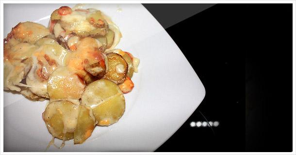 Potato Gratin…yum yum