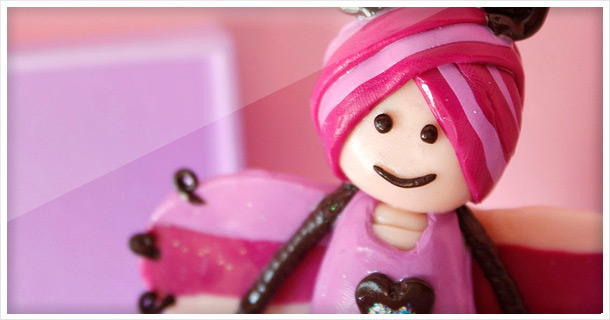 Crafty: Little Sweetopia Fairy – Polymer Clay Sculpture