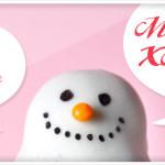 Banner Snowman Cake Pops