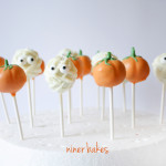Halloween Cake Pops How to - Pumpkin Cake Pops and Mummy Cake Pops