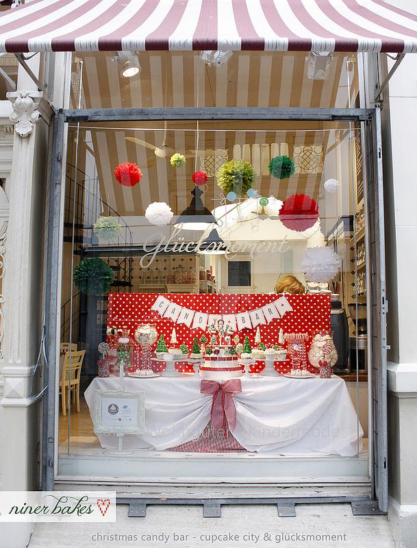 Christmas time has come: Christmas Candy Bar // Sweet Table 2012