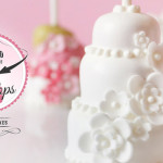 Tiered Wedding Cake - Cake Pops - Tutorial - by niner bakes