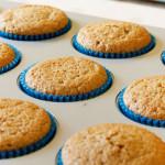 Healthy, absolutely yummy tasting Vanilla Cupcakes Recipe by niner bakes