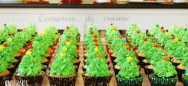 Wie mache ich Weihnachtsbaum Cupcakes (Videos) + Gewinnspiel: Photobox.de Gutscheine
