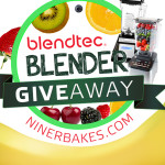 World's Best Blender - Blendtec Designer 725 GIVEAWAY - niner blends - Bester Mixer - Gewinnspiel - Hochleistungsmixer