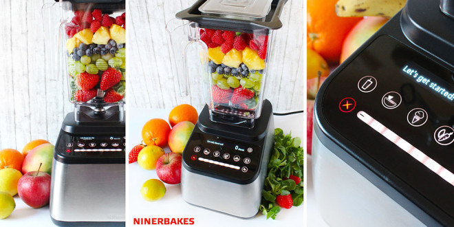 Will It Blend? World's Best Blender: Blendtec Designer 725 Review
